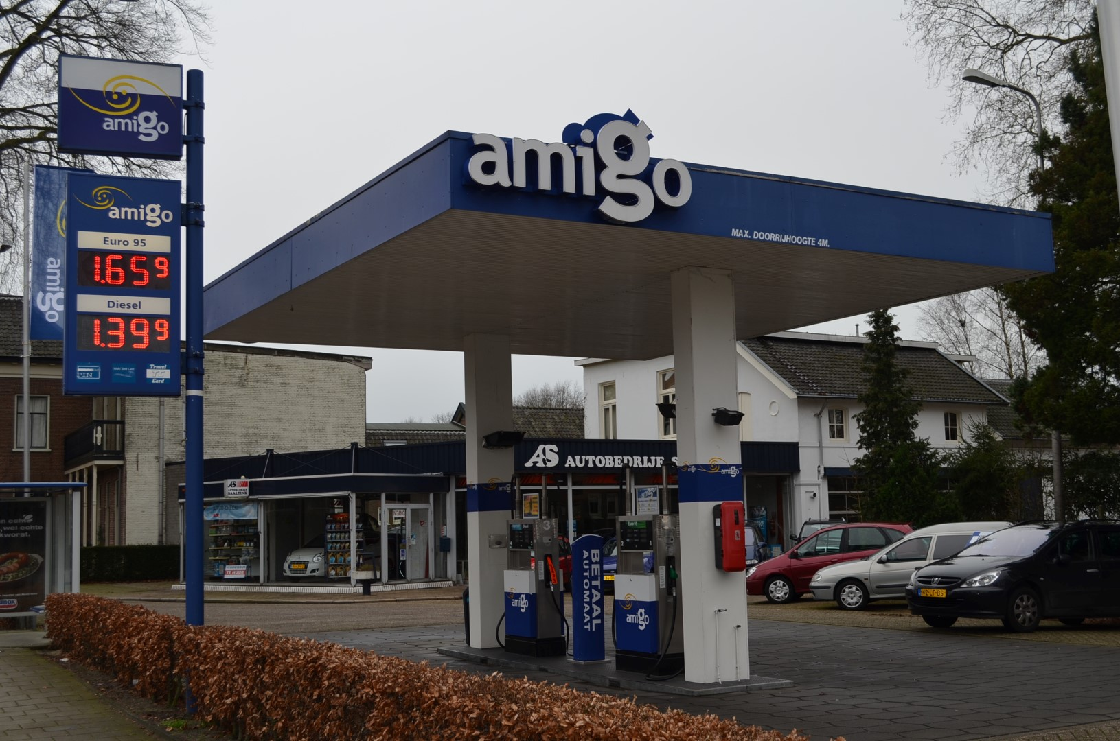 Autobedrijf Saaltink - amigo Tankstation